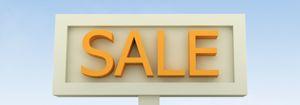 buy land sale board