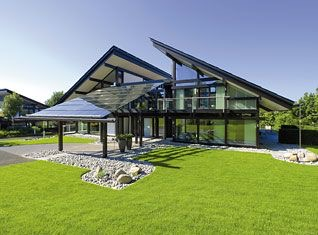 self build kit houses - Huf Haus