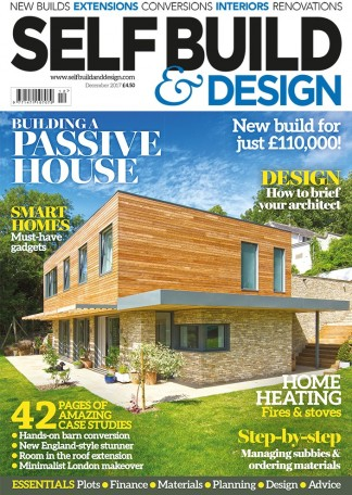 There are several self build magazines on the market.