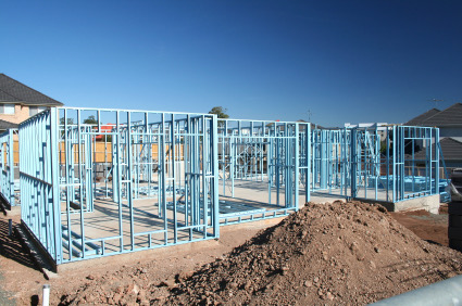 Steel frame houses for Metal a frame house kits