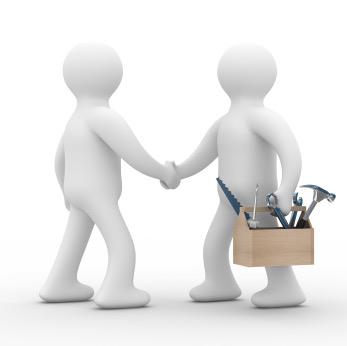 selecting reliable tradesmen