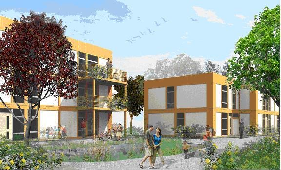 Low Impact Living Affordable Community