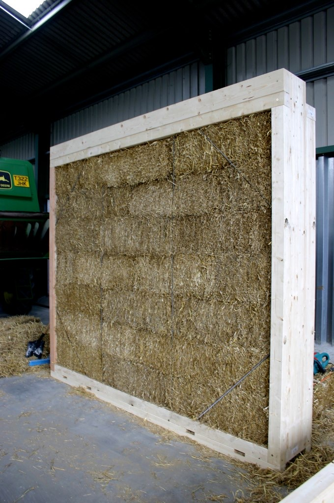 Modcell Straw Bale Panel System