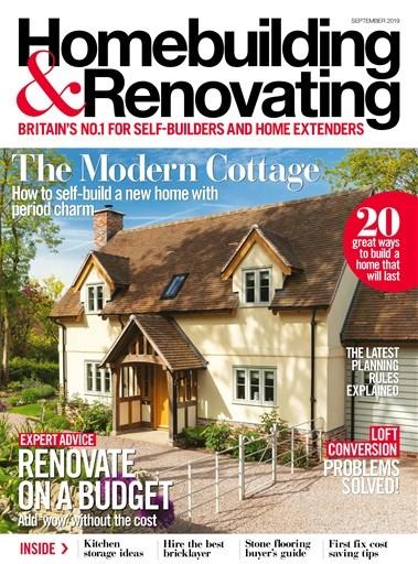 Self Build Magazines - Homebuilding and Renovating Magazine